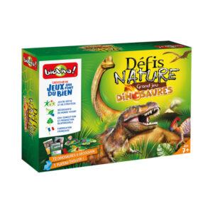Bioviva - Défis Nature Grand jeu - Dinosaures