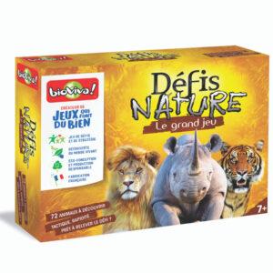 Bioviva - Défis Nature - Le grand jeu