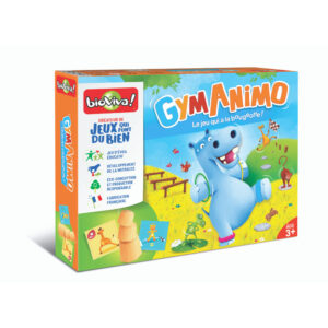 Bioviva - Gym Animo - Collection jeux d'éveil