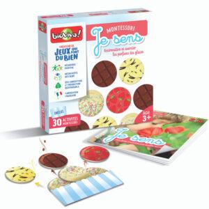 Bioviva - Je sens - Collection Montessori