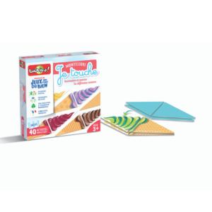 Bioviva - Je touche - Collection Montessori