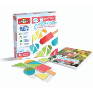 Bioviva - J'observe - Collection Montessori