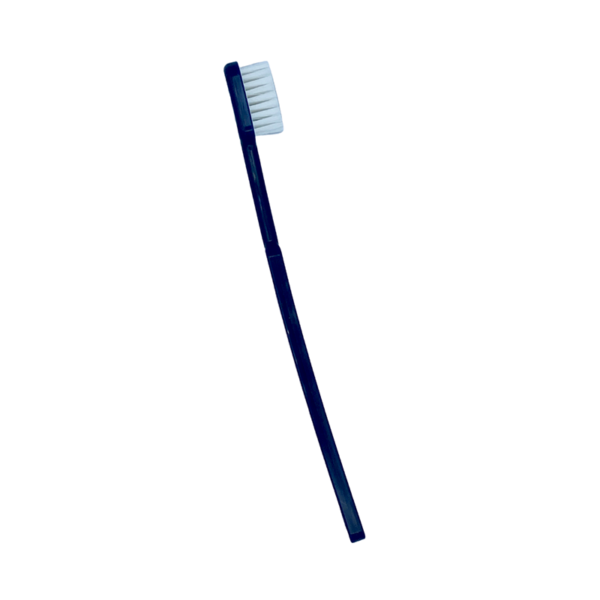 Caliquo Brosse à dents rechargeable écologique Bleu marine