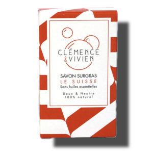 Clemence et Vivien Savon a froid Le Suisse sans huiles essentielles