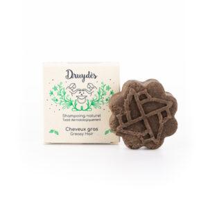 Druydès - Shampoing solide Cheveux gras
