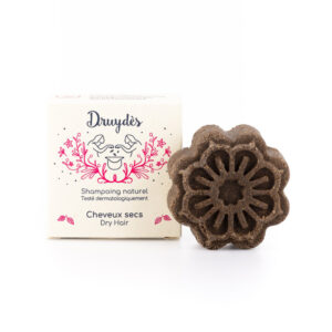 Druydès - Shampoing solide Cheveux secs