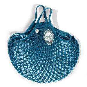 Filt sac à provisions anses courtes Aquarius