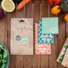 L Embeillage Lot de 3 emballages alimentaires SML 2
