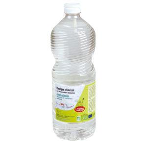 La droguerie écologique Vinaigre d alcool 8° 1L