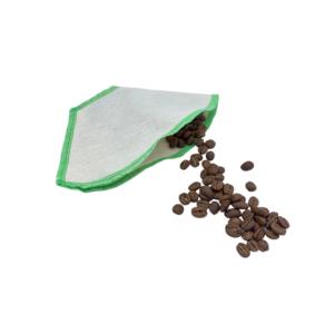 Le Loup Pointu Filtre à café lavable Vert