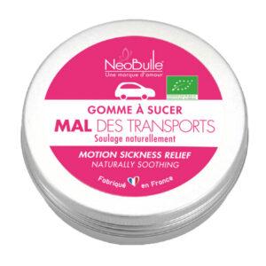 Néobulle - Gomme à sucer Mal des Transports - 45g