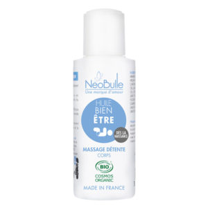 Neobulle Huiledebienetre massagedetente 100ml