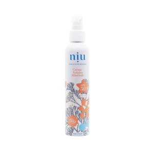 Niu Crème solaire SPF50+ 100 ml
