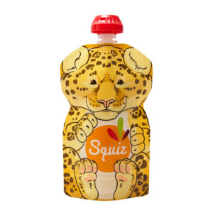 Squiz gourdereutilisable amazonie jaguar 130ml