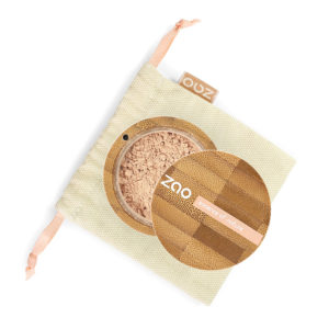 ZaoMakeUp Mineralsilk produitcomplet beigeclair 501