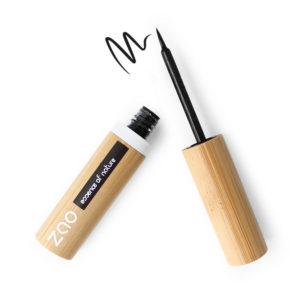 ZaoMakeUp eyeliner produitcomplet noirintense 066