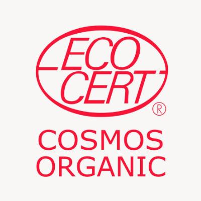 label ecocert cosmos organic